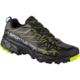 La Sportiva Akyra GTX Chaussures de trail Homme, noir/vert